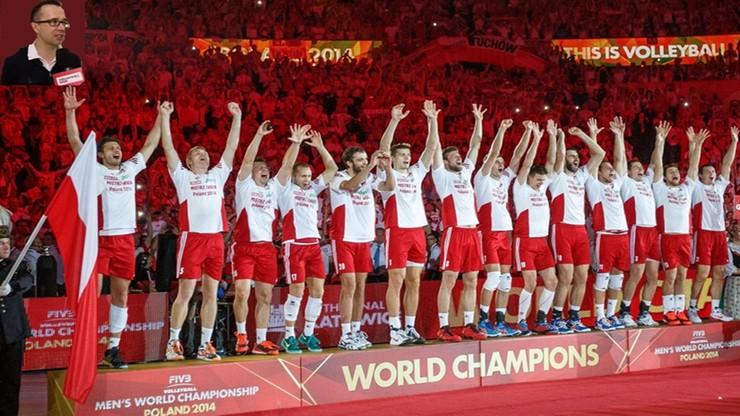 Piotr Pykel rok po mistrzostwie świata siatkarzy: Dziękujemy i prosimy o więcej!