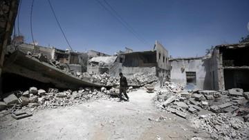 16-06-2016 05:30 Uzgodniono rozejm w Aleppo