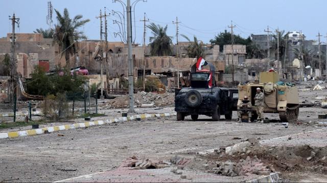 Irak: zagraniczni komandosi aktywni na północy kraju