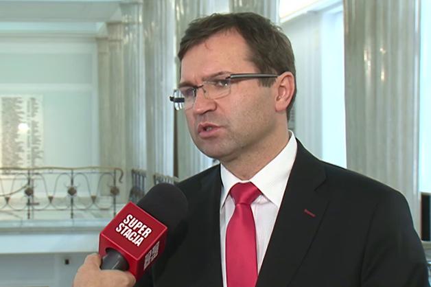 Girzyński oddał 13 tysięcy za podróże