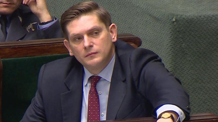 """PO składa wniosek o uchylenie immunitetu Kownackiemu. Za """"krew na rękach"""""""