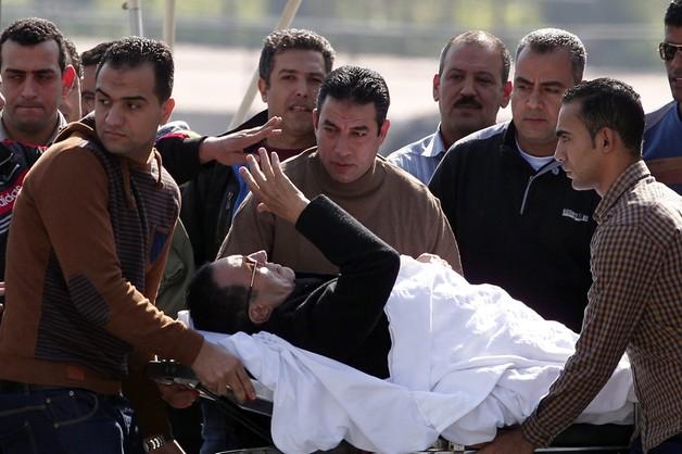 Egipt: Mubarak oczyszczony z zarzutów
