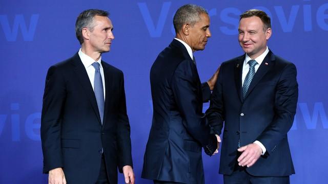 Obama: Polska oddanym sojusznikiem