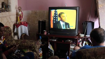 """22-03-2016 07:01 Obama: wymiana turystyczna między Kubą i USA """"możliwa już wkrótce"""""""