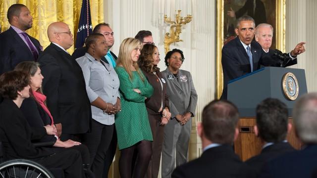 Obama ogłosił ograniczenia w dostępie do broni palnej w USA