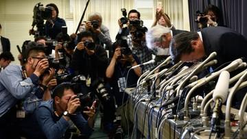 20-04-2016 16:15 Zobacz jak szefowie Mitsubishi przeprosili za fałszowanie danych zużycia paliwa