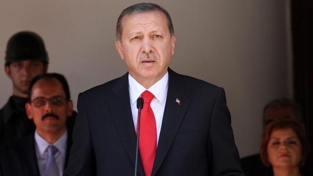 Erdogan: Turcja nie cofnie się o krok w walce z terroryzmem