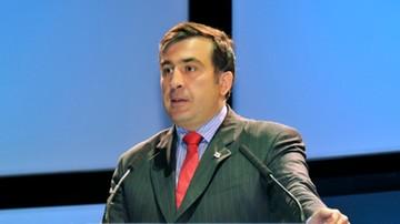 09-11-2016 09:47 Saakaszwili chce przedstawić rządowi swoje osiągnięcia w Odessie