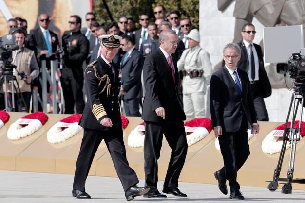 Prezydent Turcji Erdogan złożył Ormianom wyrazy współczucia