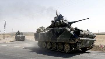 """31-08-2016 11:43 Turcja """"nie akceptuje"""" rozejmu z Kurdami w Syrii"""