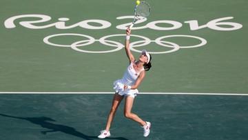 06-08-2016 21:02 Bezsilność Radwańskiej. Polka odpadła w pierwszej rundzie turnieju olimpijskiego