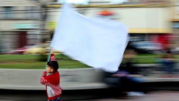"""03-10-2016 05:16 Kolumbijczycy mówią """"nie"""" dla porozumienia"""