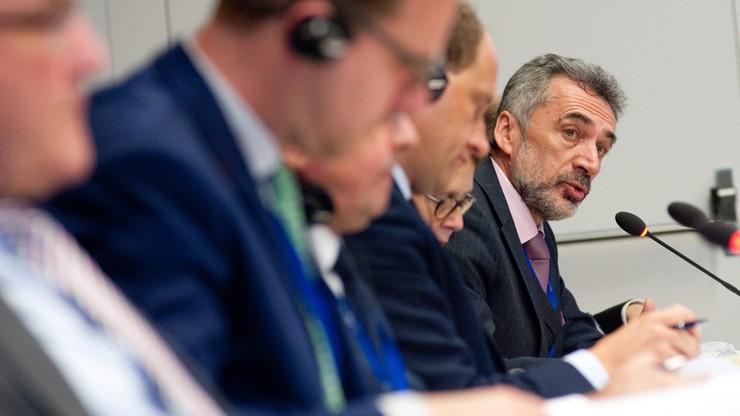 """Głębokie różnice podczas niemiecko-rosyjskiego spotkania """"Dialog Petersburski"""""""