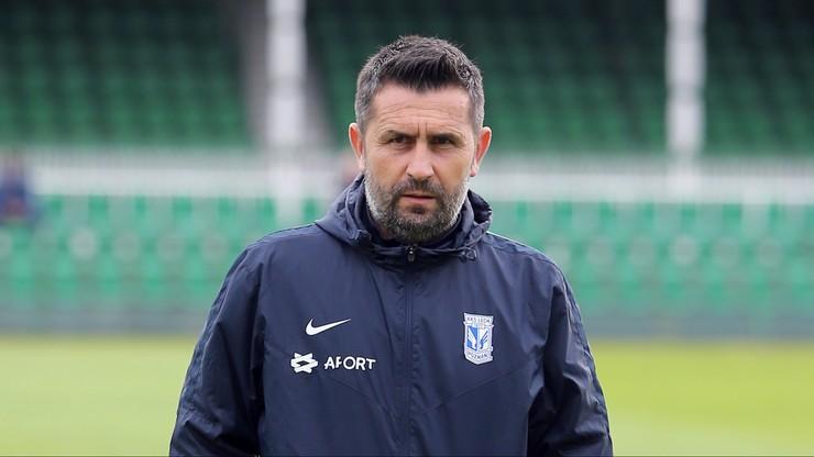 Trener Lecha: Drugi raz tak źle w Szczecinie nie zagramy