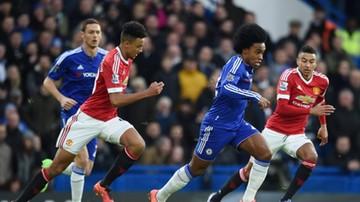2016-02-07 Manchester United nie zdobył Stamford Bridge! Kolejny remis Chelsea u siebie