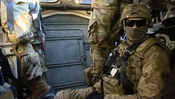 2017-08-14 Marsz NATO na wschód. Reportaż z przerzutu żołnierzy Sojuszu do Polski