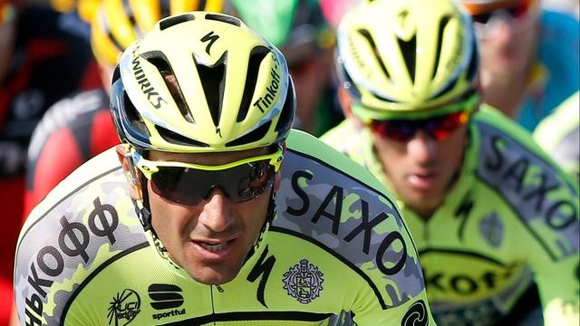 Tour de France: Ivan Basso ma raka jąder