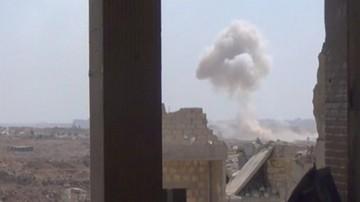 12-10-2016 19:50 Syria: rebelianci zbliżyli się do miasteczka Dabik kluczowego dla IS