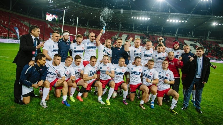Rugby Europe Trophy: Polska w najsilniejszym składzie na Mołdawię