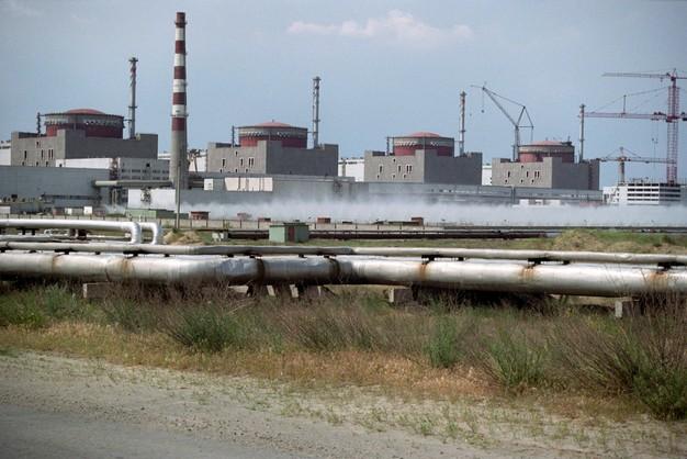 Awaria elektrowni na Ukrainie - reaktor bezpiecznie wyłączony