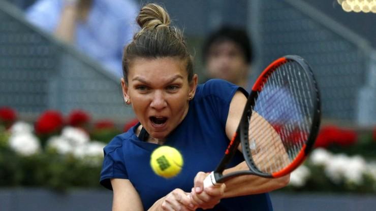 WTA Madryt: Halep obroniła tytuł