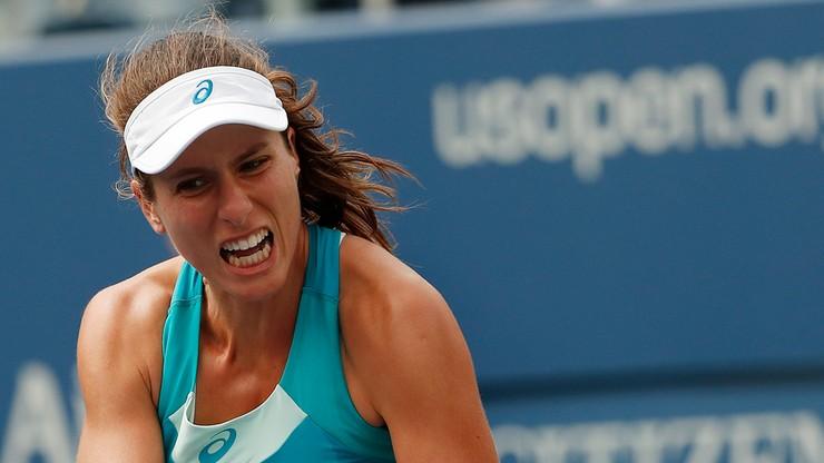 US Open: Konta wyeliminowana w pierwszej rundzie