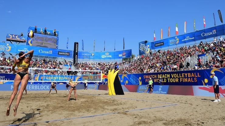 WT w siatkówce plażowej: Zwycięstwo Brazylijek w Monako
