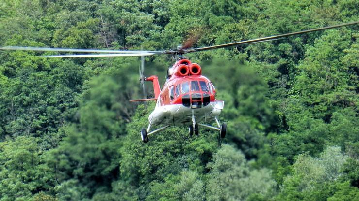 Na Słowacji rozbił się śmigłowiec ratowniczy. Zginęła załoga i  pacjent