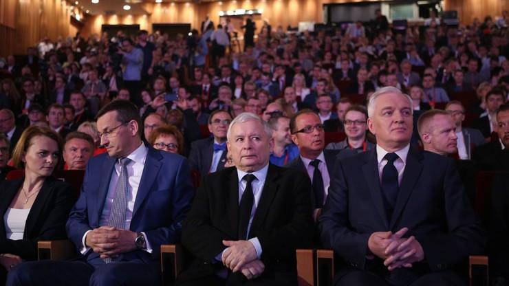 Kaczyński: IV RP, którą dziś budujemy, to państwo suwerenne