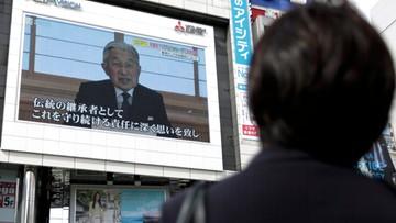 Japończycy niemal zgodni. Chcą abdykacji cesarza