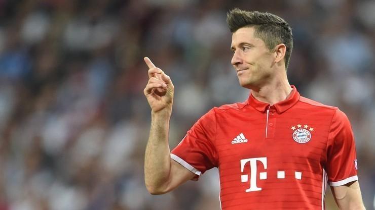 Gol Lewandowskiego z RB Lipsk. Bayern liderem Bundesligi