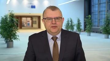 2017-03-29 Ujazdowski o ostrzelaniu konsulatu: nie można wykluczyć prowokacji.