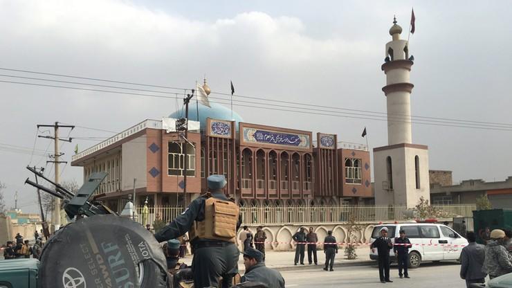Atak na szyicki meczet w Kabulu. Co najmniej 27 zabitych