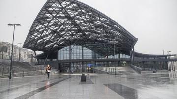 Pierwszy pociąg w niedzielę o 5:30. Otwarcie nowego dworca Łódź Fabryczna
