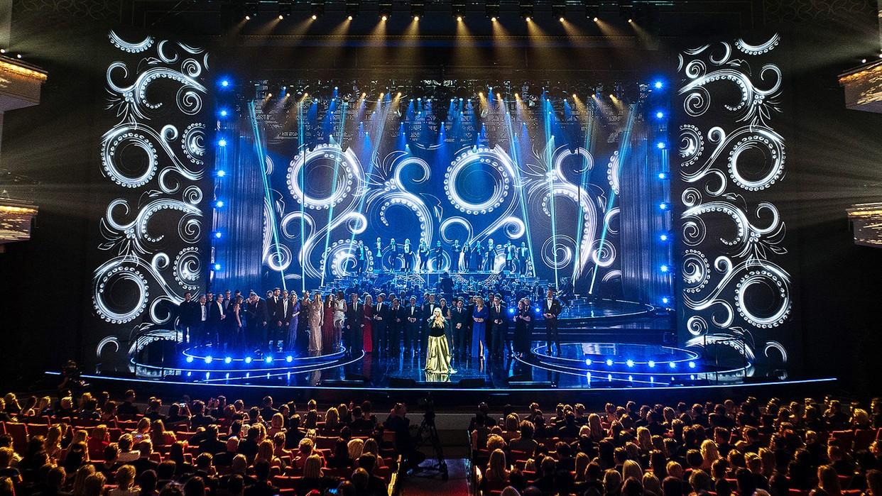12-12-2017 13:32 2,5 miliona widzów obejrzało galę z okazji 25-lecia Polsatu