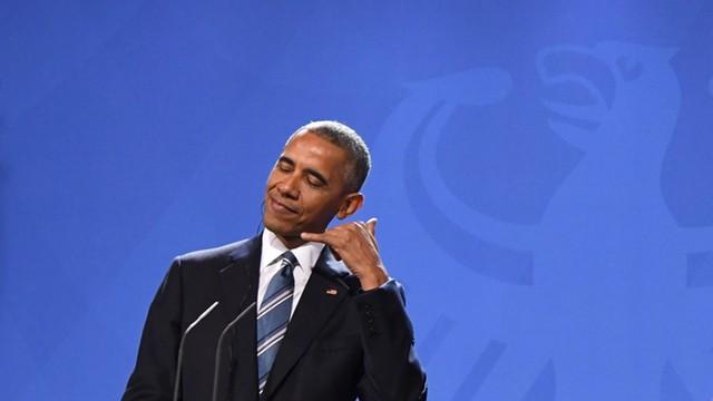 USA: Obama uchylił restrykcje na eksport broni do Syrii