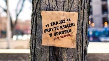05-08-2016 14:55 Zamiast pokemonów poszukaj książki. Akcja Książka Go w Gdańsku