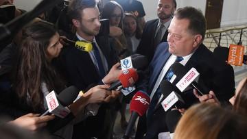 24-08-2017 19:19 Zieliński: zwróciłem się do RPO o informacje dotyczące 95-letniego powstańca