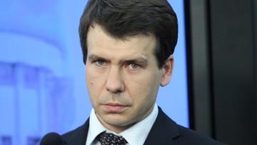 01-12-2015 19:33 Premier Beata Szydło odwołała szefa CBA Pawła Wojtunika