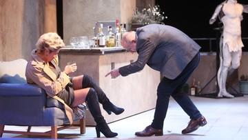 """26-01-2016 20:33 """"Kto się boi Virginii Woolf"""" - premiera w Teatrze Polonia w Warszawie"""