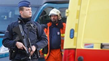 26-11-2015 17:23 Obniżony poziom zagrożenia terrorystycznego w Brukseli