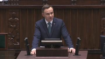 Prezydent: ojców niepodległości dzieliło wszystko, łączyła suwerenna Polska