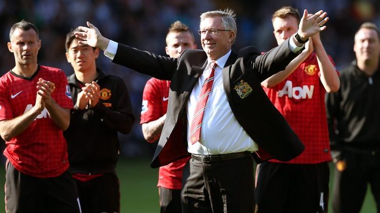 Trzy dekady temu Alex Ferguson objął Manchester United