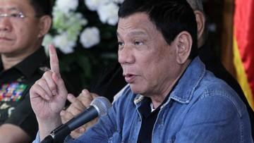 """""""Nie będzie pokoju z komunistami"""". Prezydent Filipin ogłosił koniec rozejmu z rebeliantami"""