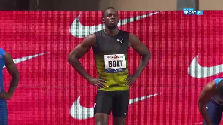 Diamentowa Liga: Bolt najszybszy w Monako