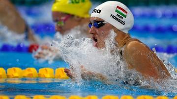 2016-12-11 MŚ w pływaniu: Kolejne medale Hosszu