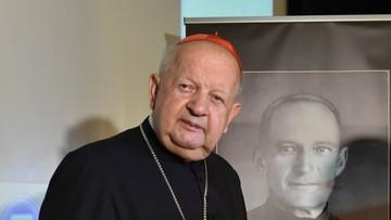"""10-09-2016 09:54 Kard. Dziwisz skrytykował akcję """"Przekażmy sobie znak pokoju"""". Skierowana jest do katolików i osób homoseksualnych"""