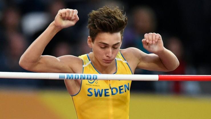 Mityng w Reno: Duplantis pobił rekord świata juniorów