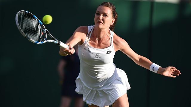 Wimbledon - Radwańska awansowała do 1/8 finału