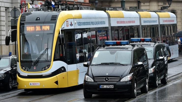 Tramwaj Papieski będzie woził mieszkańców na ulicach Krakowa
